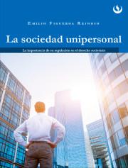 La sociedad unipersonal