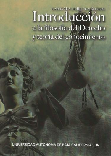 Introducción a la filosofía del Derecho y teoría del conocimiento