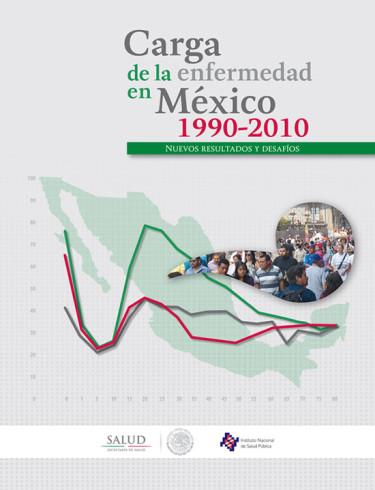 Carga de la enfermedad en México 1990-2010. Nuevos resultados y desafíos