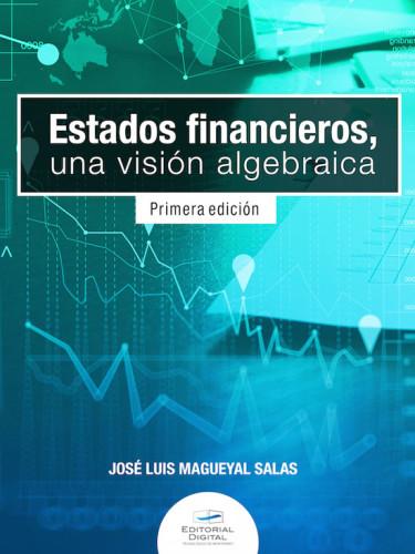 Estados financieros, una visión algebraica