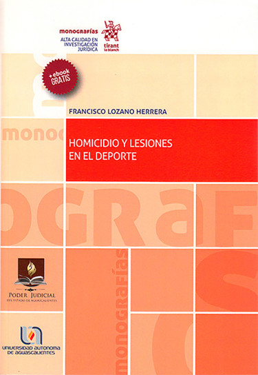 HOMICIDIO Y LESIONES EN EL DEPORTE
