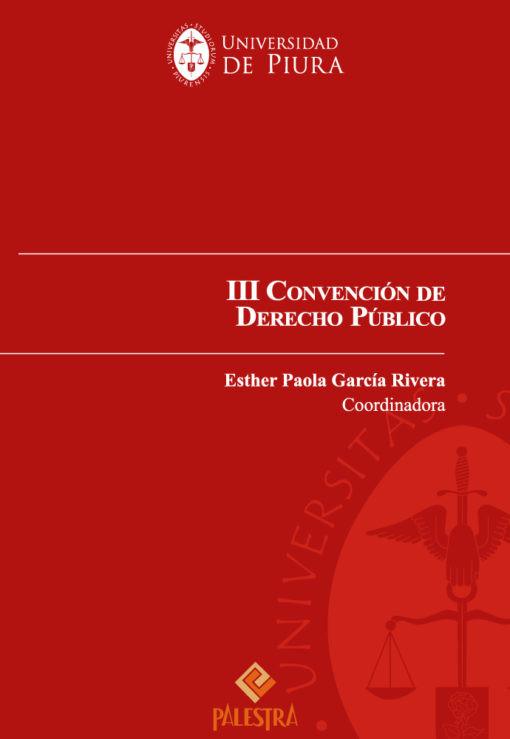 III Convención de Derecho Público