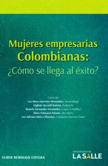 Mujeres empresarias colombianas