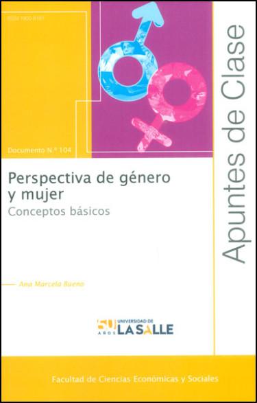 Perspectiva de género y mujer
