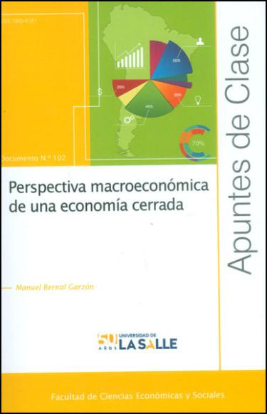 Perspectiva macroeconómica de una economía cerrada