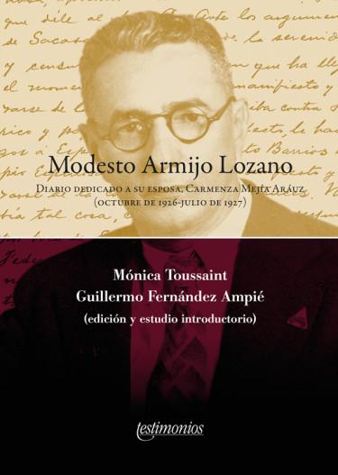 Modesto Armijo Lozano.