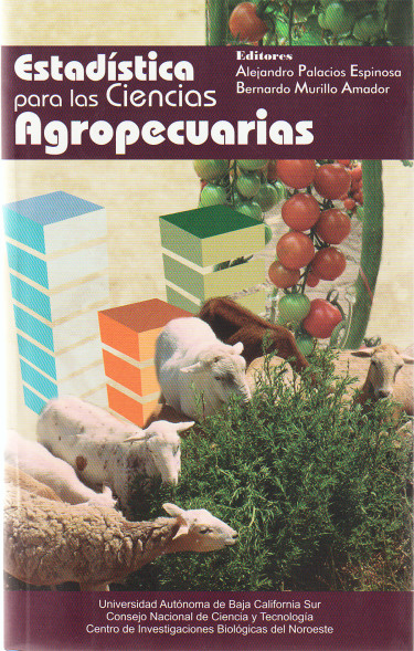 Estadísticas para las ciencias agropecuarias