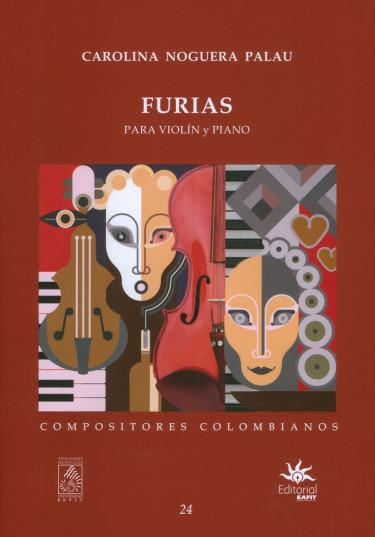 Furias Para Violin Y Piano