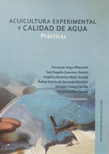 Acuicultura experimental y calidad de agua