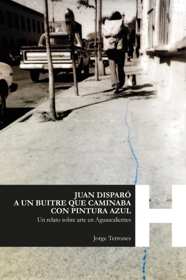 Juan disparó a un buitre que caminaba con pintura azul