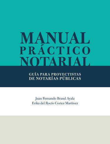 Manual práctico notarial