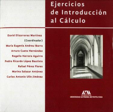 Ejercicios de introducción al cálculo