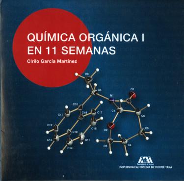 Química Orgánica I en 11 semanas