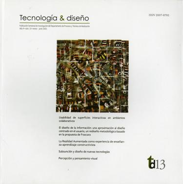 Tecnología & diseño 13