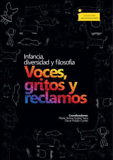 Portada de la publicación Infancia, diversidad y filosofía