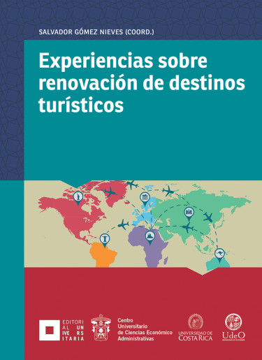 Experiencias sobre renovación de destinos turísticos