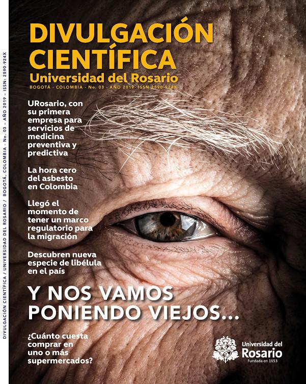 Divulgación Científica, Universidad del Rosario N° 03 - 365 años