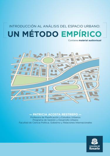 Introducción al análisis del espacio urbano: un método empírico