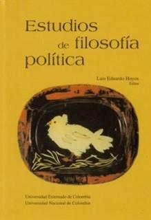 Estudios de filosofía política