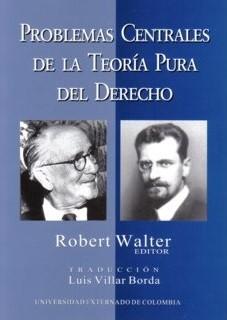 Problemas centrales de la teoría pura del derecho