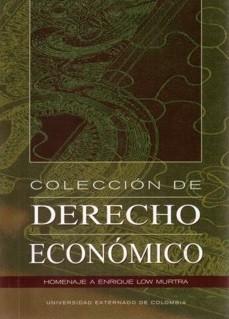 Derecho Económico. Tomo III