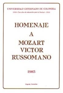 Homenaje a Mozart Victor Russomano