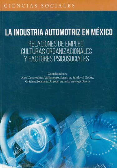 La industria automotríz en México