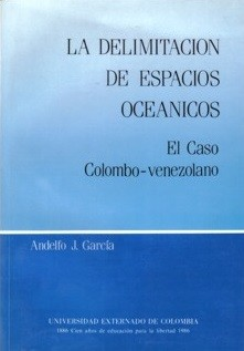 La delimitación de espacios oceánicos.