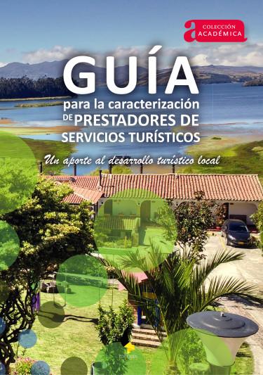 Guía para la caracterización de prestadores de servicios turísticos