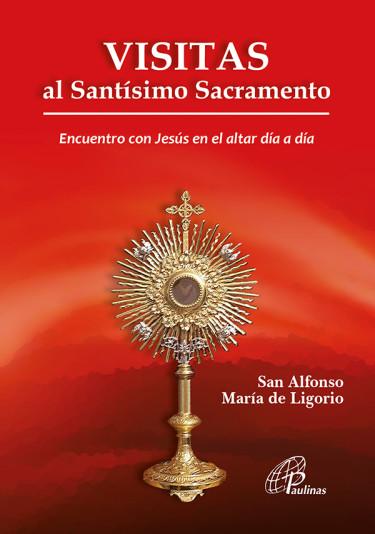 Visitas al Santísimo Sacramento