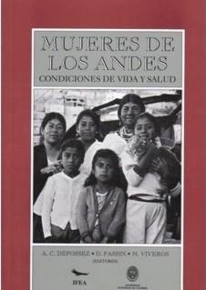 Mujeres de los Andes.