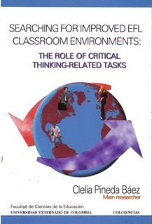 Searching for improved EFL classroom environments: the role of critical thinking-related tasks