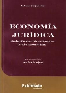 Economía jurídica.
