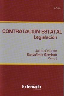 Contratación estatal. Legislación