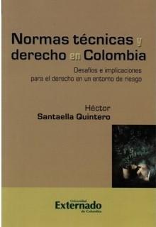 Normas técnicas y derecho en Colombia.