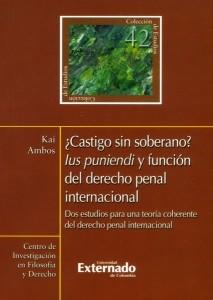 ¿Castigo sin soberano? Lus puniendi y función del derecho penal internacional.
