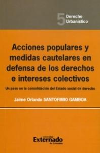 Acciones populares y medidas cautelares en defensa de los derechos e intereses colectivos. Un paso en la consolidación del Estado social de derecho