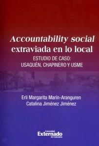 Accountability social extraviada en lo local.