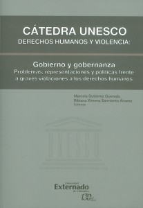 Cátedra unesco derechos humanos y violencia: Gobierno y gobernanza.