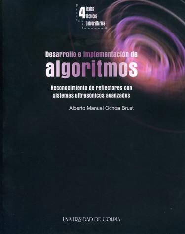 Desarrollo e implementación de algoritmos