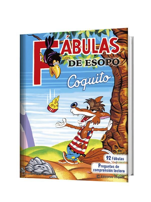 FÁBULAS DE ESOPO COQUITO 1
