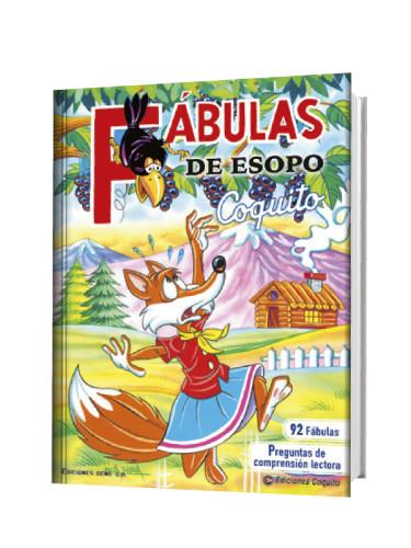 FÁBULAS DE ESOPO COQUITO 2