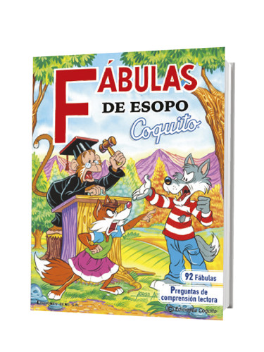 FÁBULAS DE ESOPO COQUITO 3