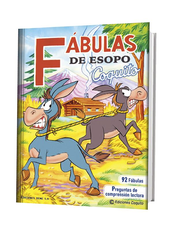 FÁBULAS DE ESOPO COQUITO 4