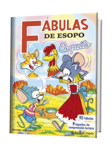 FÁBULAS DE ESOPO COQUITO 6