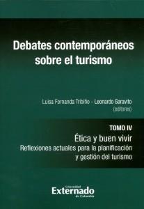 Debates contemporáneos sobre turismo, tomo IV.