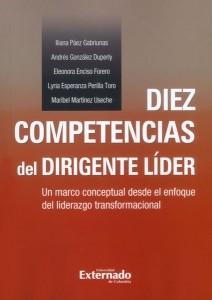 Diez competencias del dirigente líder.