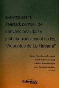 Ensayos sobre libertad, control de convencionalidad y justicia transicional en los