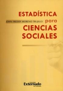Estadística para ciencias sociales