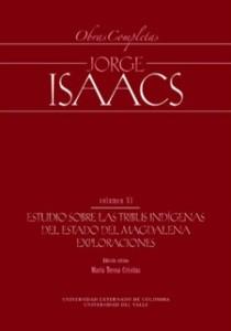 Jorge Isaacs. Obras completas. Vol. VI.